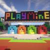 Сервер «PlayMine 1.8-1.12.2 PvP МИНИ ИГРЫ»